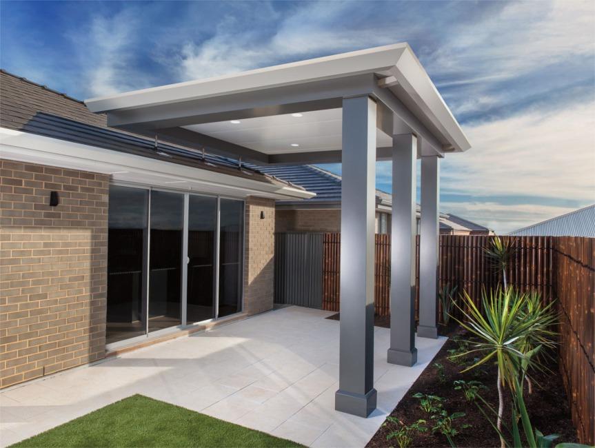 Stratco Pavilion Mornington Peninsula Lowkey Constructions